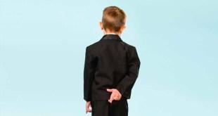 cách xử lý khi trẻ thường xuyên nói dối