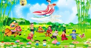 Bài Thơ Vui Trung Thu Cho Trẻ Mầm Non - Nội Dung Bài Thơ và Giáo Án