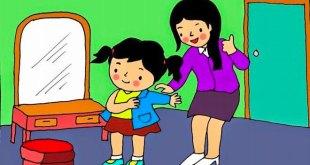 Bài Thơ Mẹ Của Em Mầm Non - Lời Bài Thơ và Giáo Án Chi Tiết