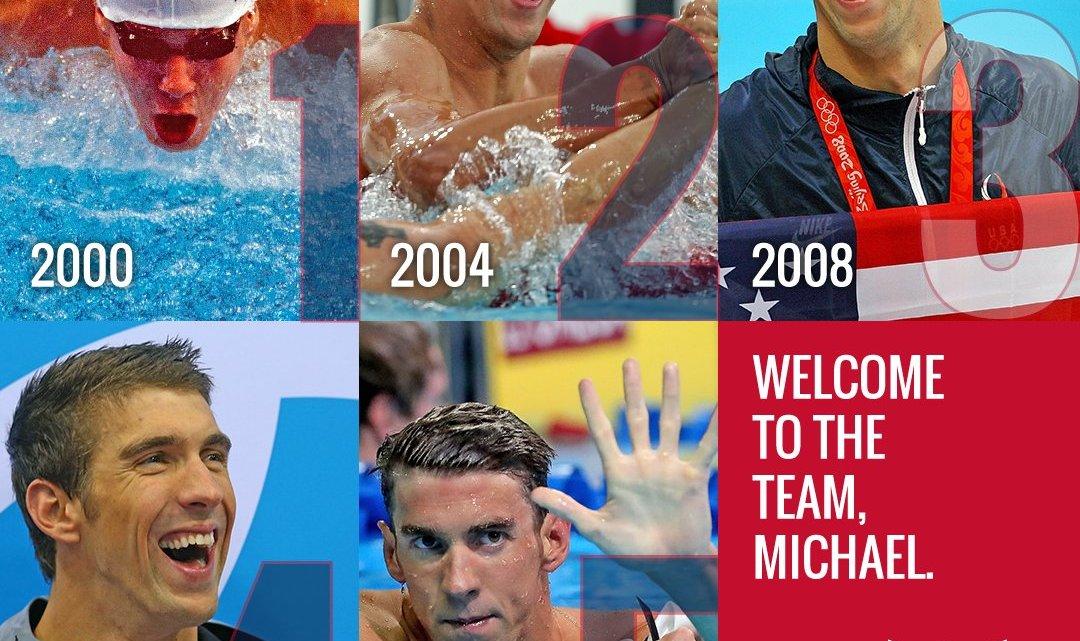 Rio 2016: È UFFICIALE, CI SARÀ ANCHE PHELPS 1