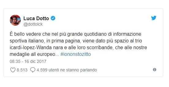"""LETTERA APERTA A LA GAZZETTA DELLO """"SPORT"""" #iononstozitto 7"""