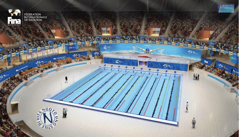 Vasca Da 25 Metri Tempi : Campionati mondiali di nuoto in vasca corta