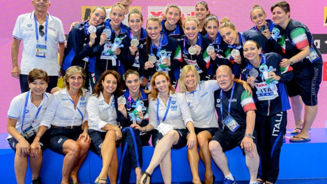 campionati mondiali di nuoto di gwangju 2019 medaglie per paese - photo #2