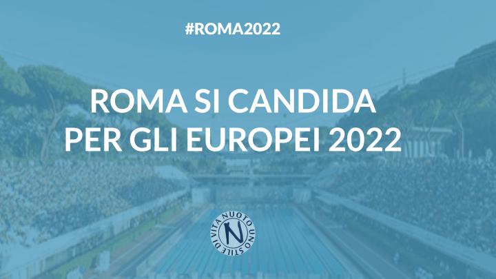 NUOTO: ROMA SI CANDIDA PER GLI EUROPEI 2022 6