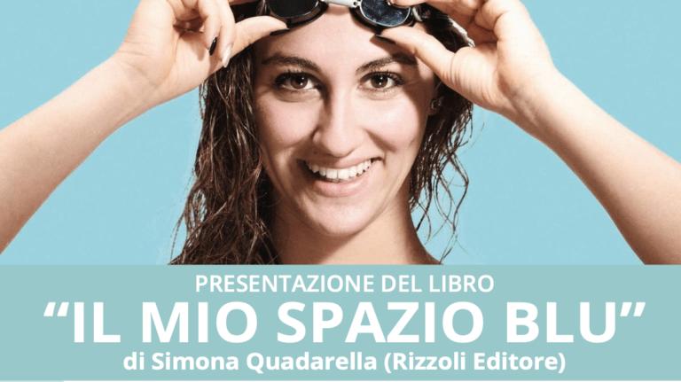 """""""Il mio spazio blu"""" - IL NUOVO LIBRO DI SIMONA QUADARELLA 1"""