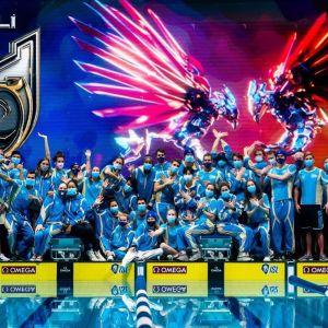 ISL 2020 | VINCONO I CALI CONDORS, DRESSEL MVP 4