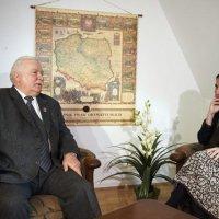 Gordiano Lupi.  Yoani se encuentra con Lech Walesa (spagnolo)