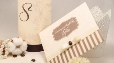 4 Motive pentru a opta pentru o nuntă cu tematica aromă de cafea