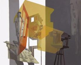 Anna Caruso, senza titolo, 2014, acrilico su carta, 27x35 cm
