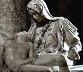 Pietà 'Vaticana'   Michelangelo Buonarroti