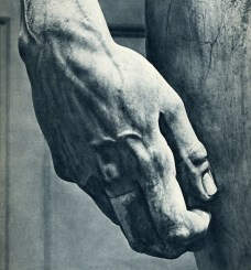 Michelangelo Buonarroti, David, 1501-04