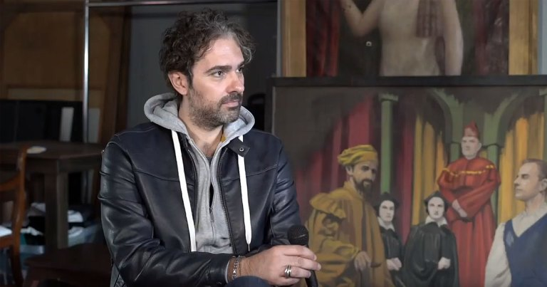 Interview with Writer/Director Francesco Prisco