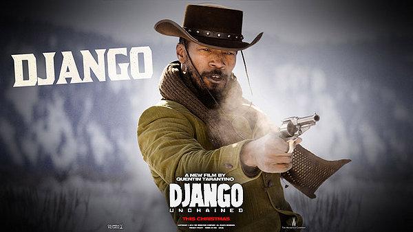 Il Django di Tarantino