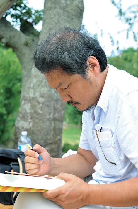 Il regista sud coreano Hong Sangsoo