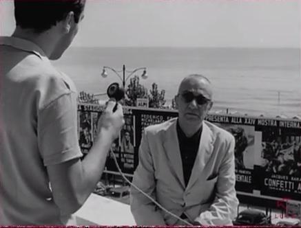Cinegiornale Luce 1963 sul Festival