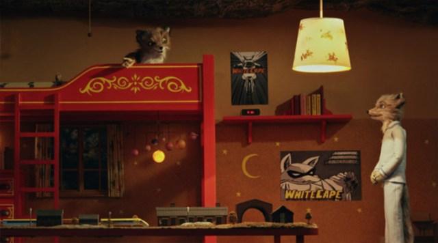 'Fantastic Mr. Fox' di Wes Anderson
