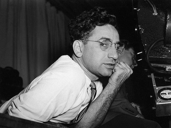 Elia Kazan, cui il film-intervista di Scorsese è dedicato