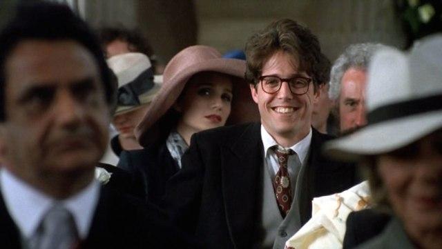 film stasera in tv: quattro matrimoni e un funerale (merc. 4 maggio