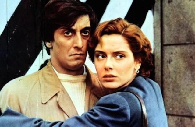 Flavio-Bucci-e-Monica-Guerritore-nel-film-Uomini-e-no-1980-di-Valentino-Orsini