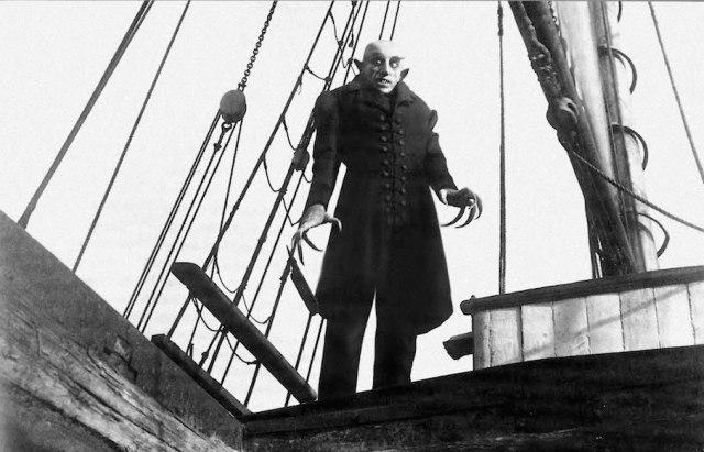 'Nosferatu' di Murnau (1922)