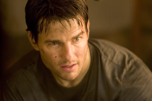 Tom Cruise in 'La guerra dei mondi'