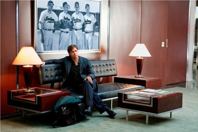 Brad Pitt in 'L'arte di vincere( MOneyball)'