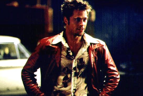 Brad Pitt in 'Fight Club'