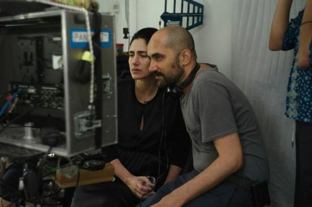 i fratelli Ronit e Shlomi Elkabetz, registi del film