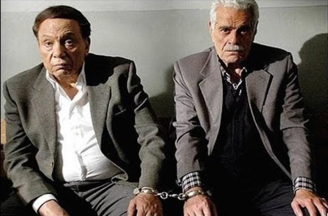 Omar Sharif nel film egiziano 'Hassan & Marcus' del 2008