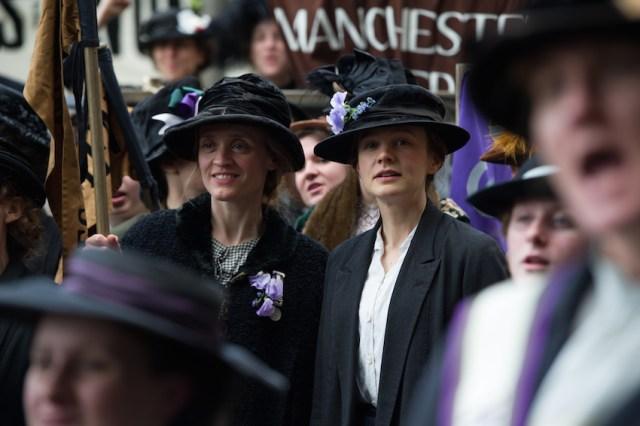'Suffragette', il film di apertura