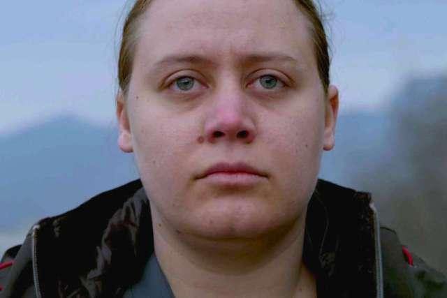 il bulgaro 'Godless' (Empio), Pardo d'oro di questo Locarno 69. Nella foto la protagonista Irene Ivanova, premiata come migliore attrice