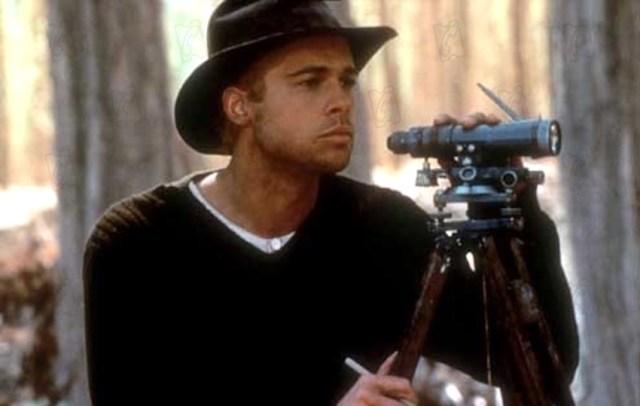 Brad Pitt, 'Sette anni in Tibet'