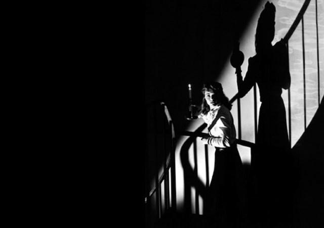 La scala a chiocciola
