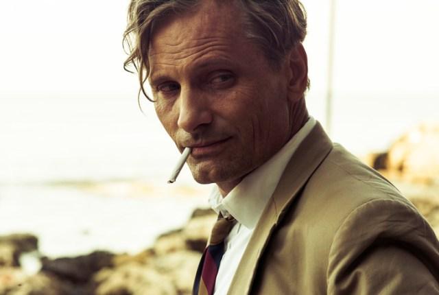 Attore Viggo Mortensen