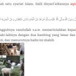 layanan jasa aqiqah tangerang karawaci