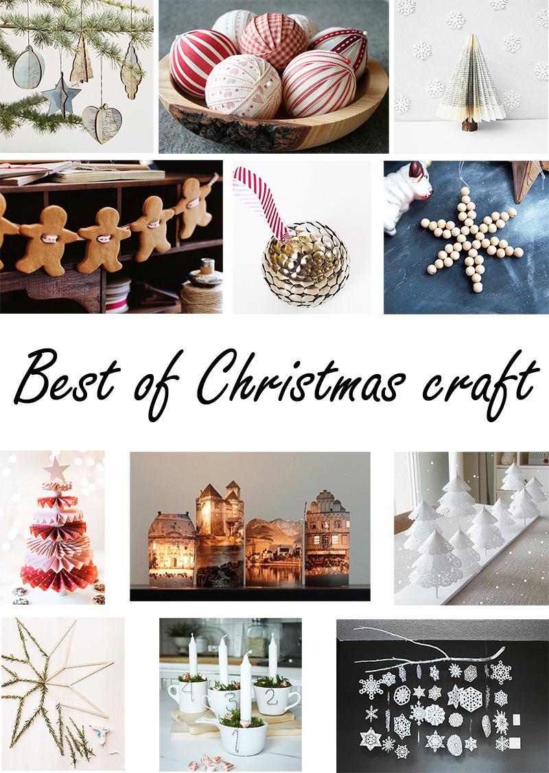 Best of Christmas craft - Nur noch