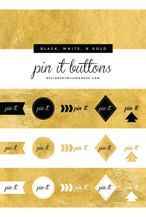 Pin-It-Buttons