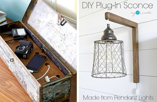 5Best of DIY design style: Industrial