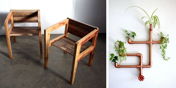 7Best of DIY design style: Industrial