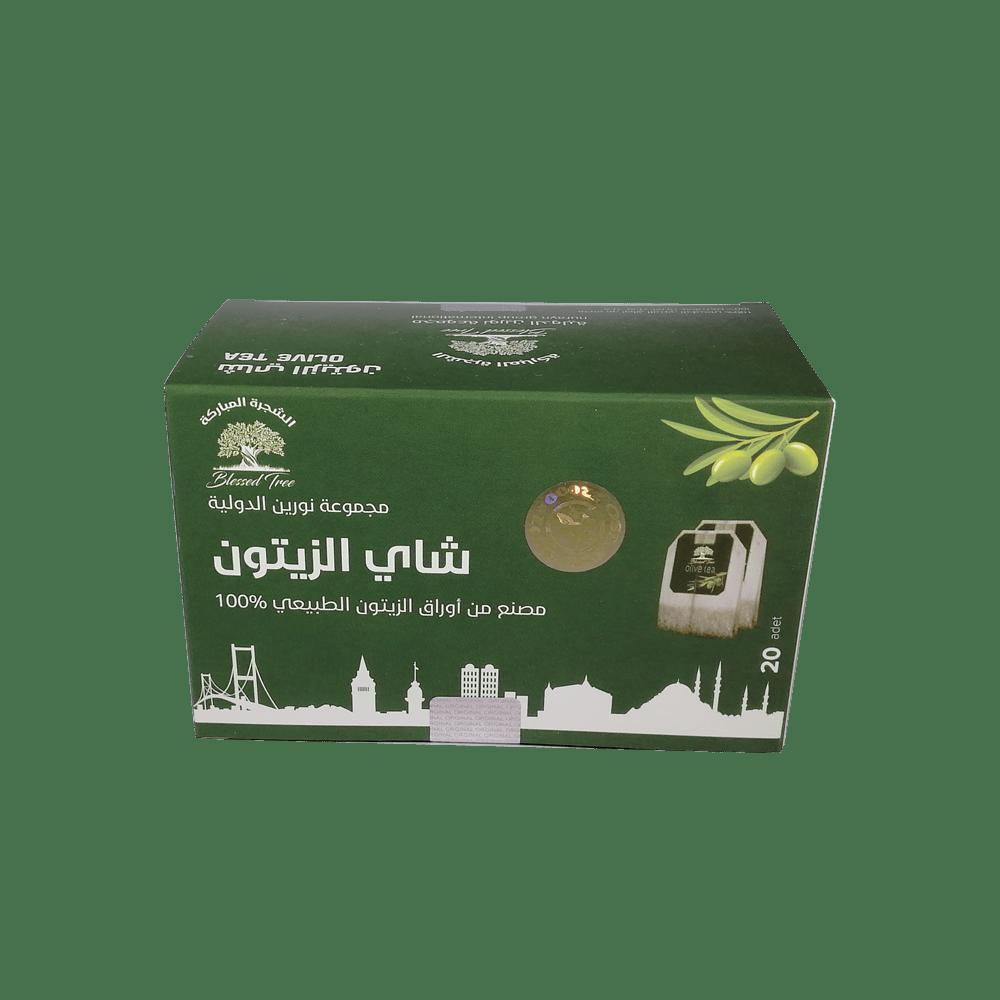 Tea - leaves - olive