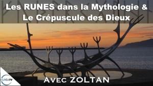runes et mythologie nordique avec Zoltan sur nurea tv
