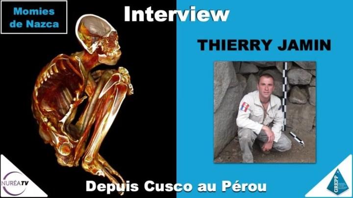 Interview Thierry Jamin à Cusco