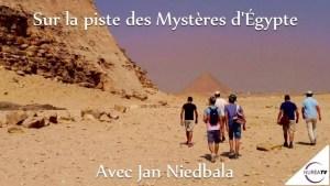 Les Mystères d'Egypte avec Jan Niedbala