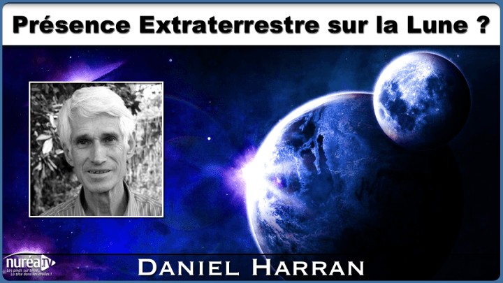 Daniel Harran extraterrestre Lune