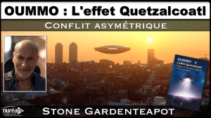 OUMMO Quetzalcoatl Stone Gardenteapot