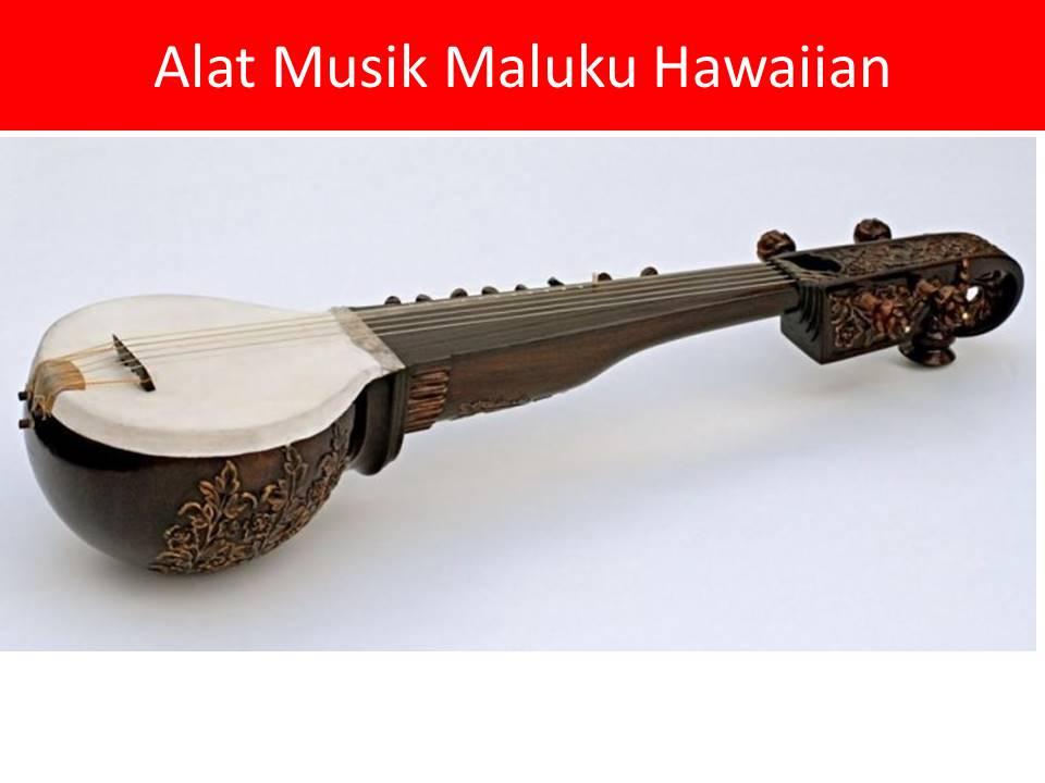 Alat Musik Hawaian