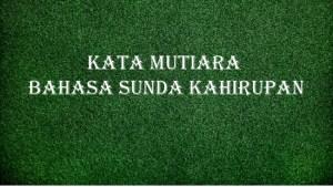 Unduh 7600 Koleksi Gambar Kata Kata Lucu Bahasa Sunda Campur Indonesia Terbaru