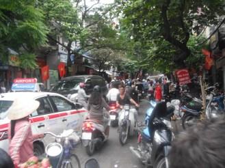 Hanoi y su maravilloso caos