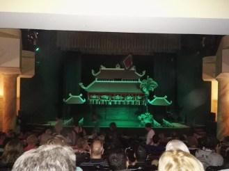 Espectáculo de marionetas Water Puppet Theatre
