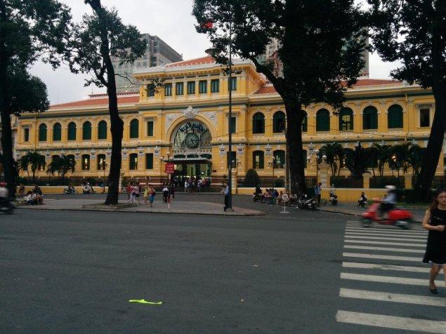 Correos Saigon